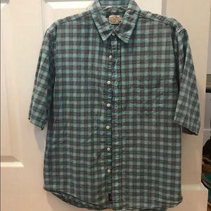 Faherty Shirts - Men's Faherty shirt size medium